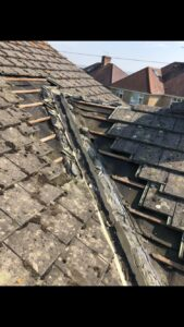 roofers Salisbury need to repair the roof