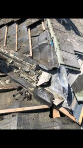 roofing Company Salisbury storm damage repairs